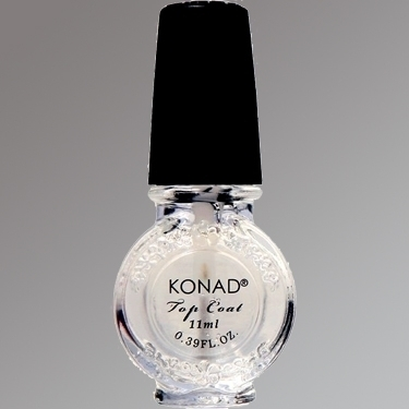 "Protector Transparente , 10 ml   ""Konad Nails"""