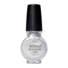 "Esmalte de Estampacion PLATEADO, 10 ml  ""Konad Nails"""