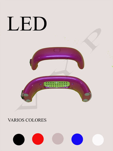 Lámpara Led 9W.