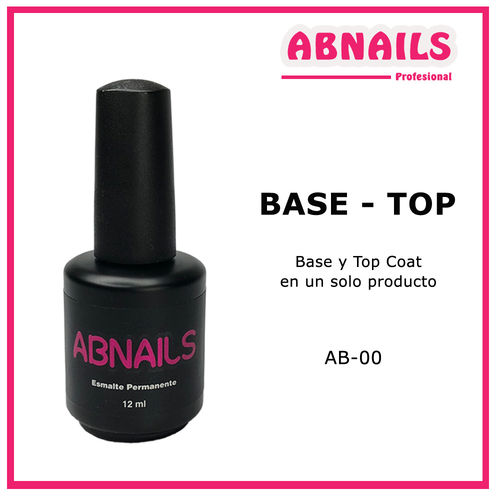 BASE-TOP Esmalte Permanente