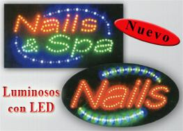 LUMINOSOS LED