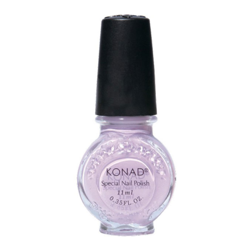 "Esmalte de Estampacion VIOLETA PASTEL, 10 ml  ""Konad Nails"""