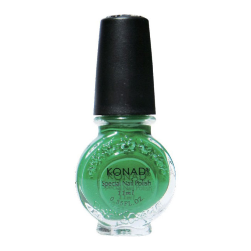 "Esmalte de Estampacion VERDE, 10 ml  ""Konad Nails"""