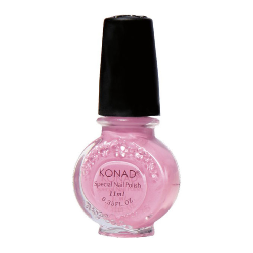 "Esmalte de Estampacion ROSA PASTEL, 10 ml  ""Konad Nails"""